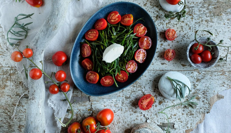 Χωριάτικη σαλάτα με κρίταμα