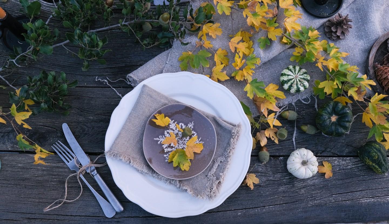 Autumn Forage Feast - Στρώνοντας το φθινοπωρινό τραπέζι